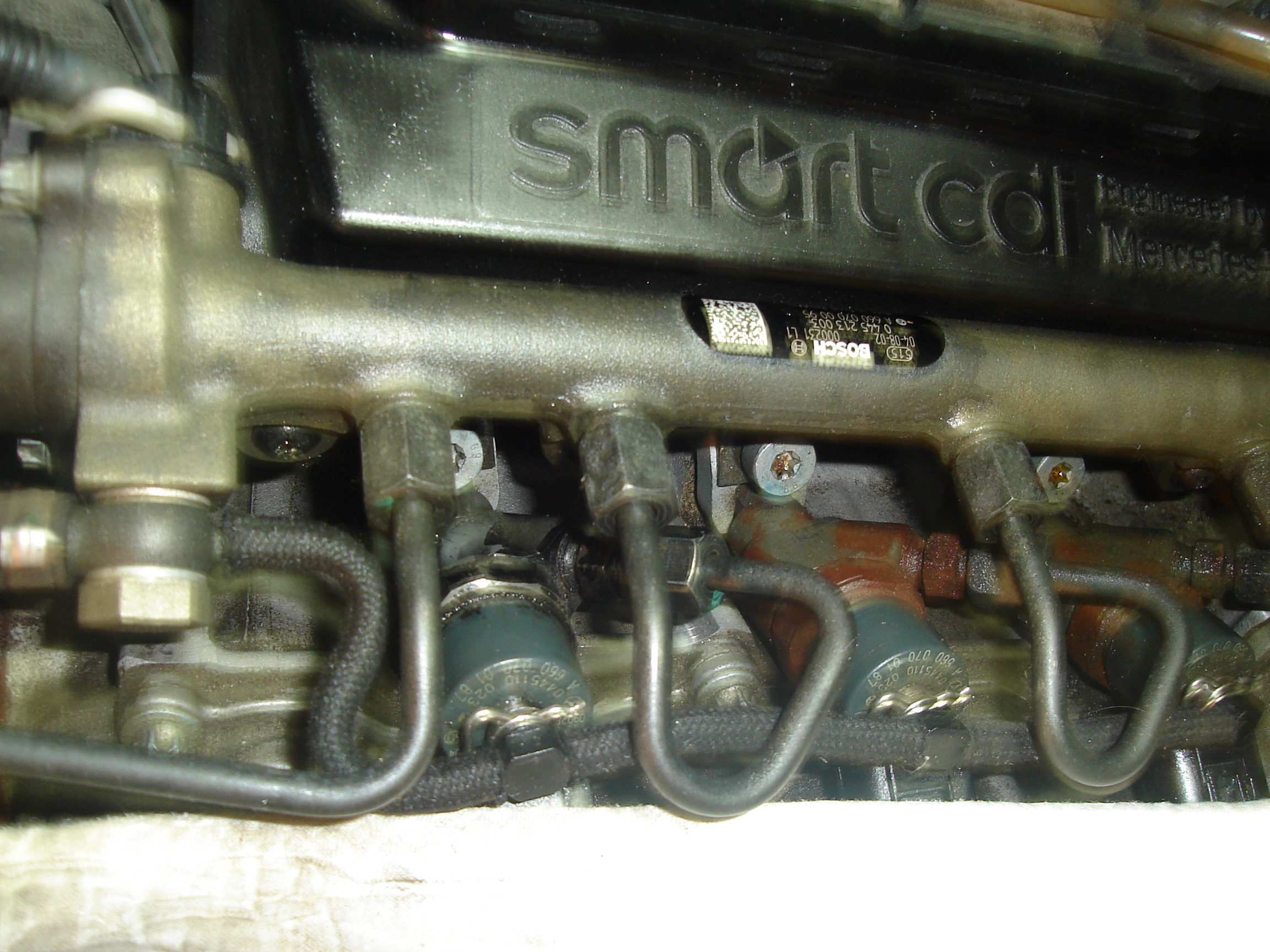 Replace Injectors How To 450 Model 2005 2006 Diesel Club 2008 Smart Car Fuse Box Post 35 1201062466 Thumb