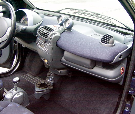 Fs 2005 Smart Fortwo Coupe Glass Roof 111000 Kms Member
