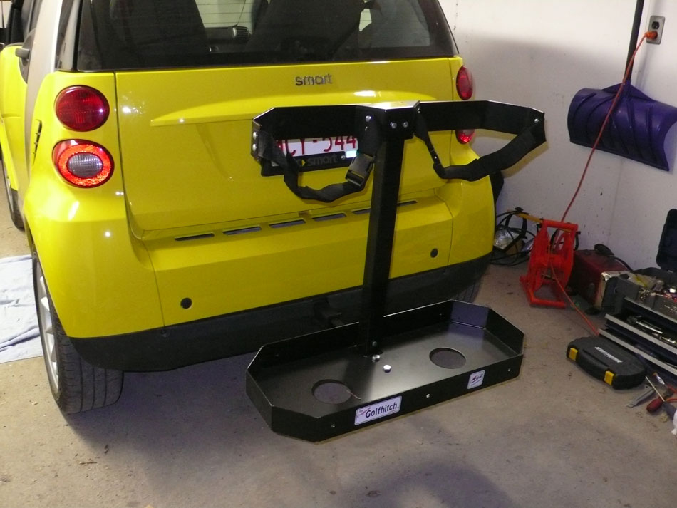 Bike Carrier For 2008 Smart Modifications And