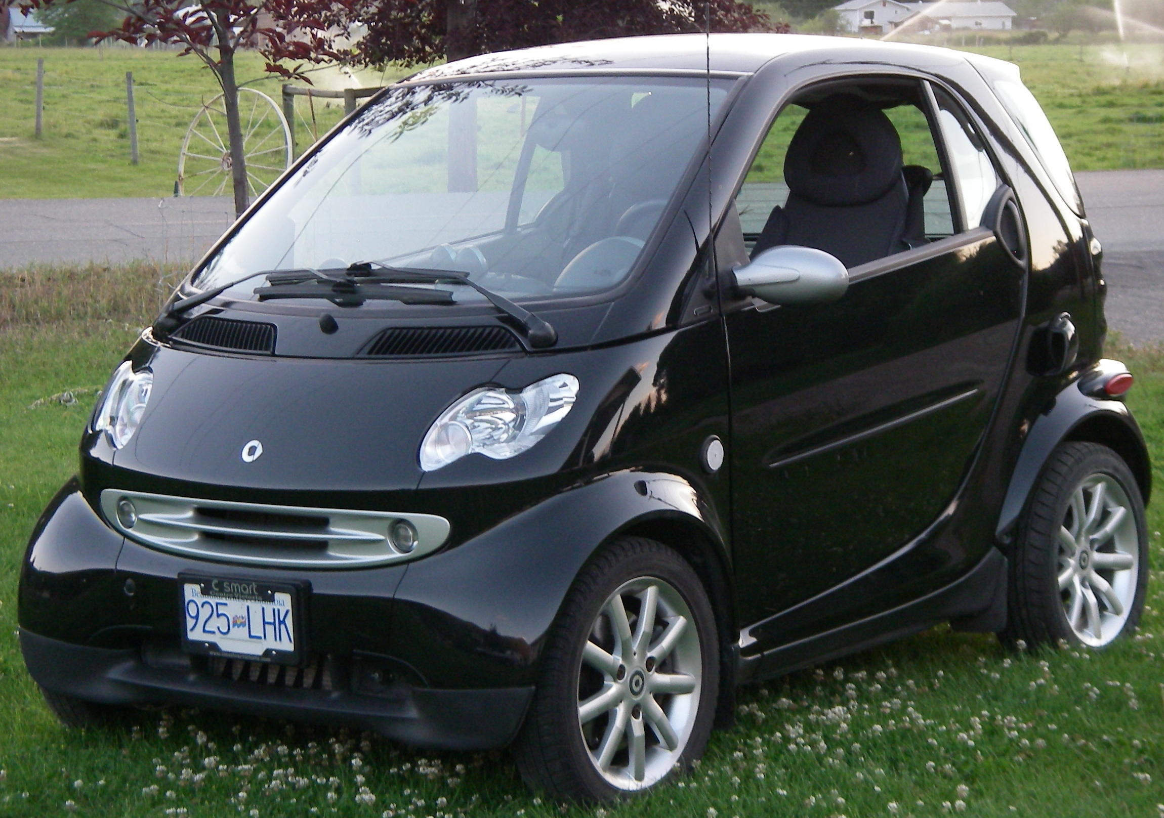 for sale 2006 smart 450 passion coupe vancouver member. Black Bedroom Furniture Sets. Home Design Ideas