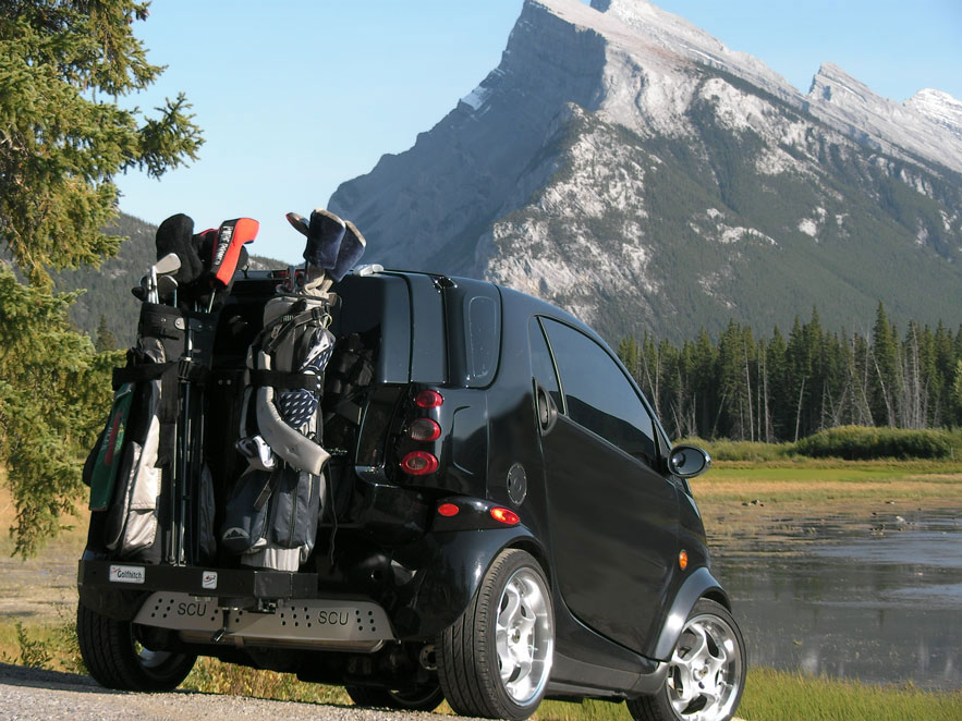 Car One Kingston >> Smart Golf Cart Conversion - Modifications and Performance: 450 Model, 2005-2006, diesel - Club ...
