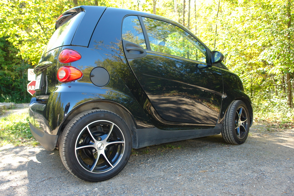 Tires North Vancouver >> Wider tires make a big difference - Modifications and ...
