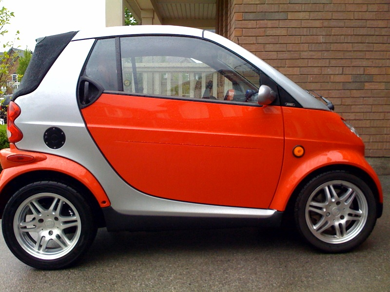 450 smart Brabus wheels - Member Classifieds - Parts and Accessories ...