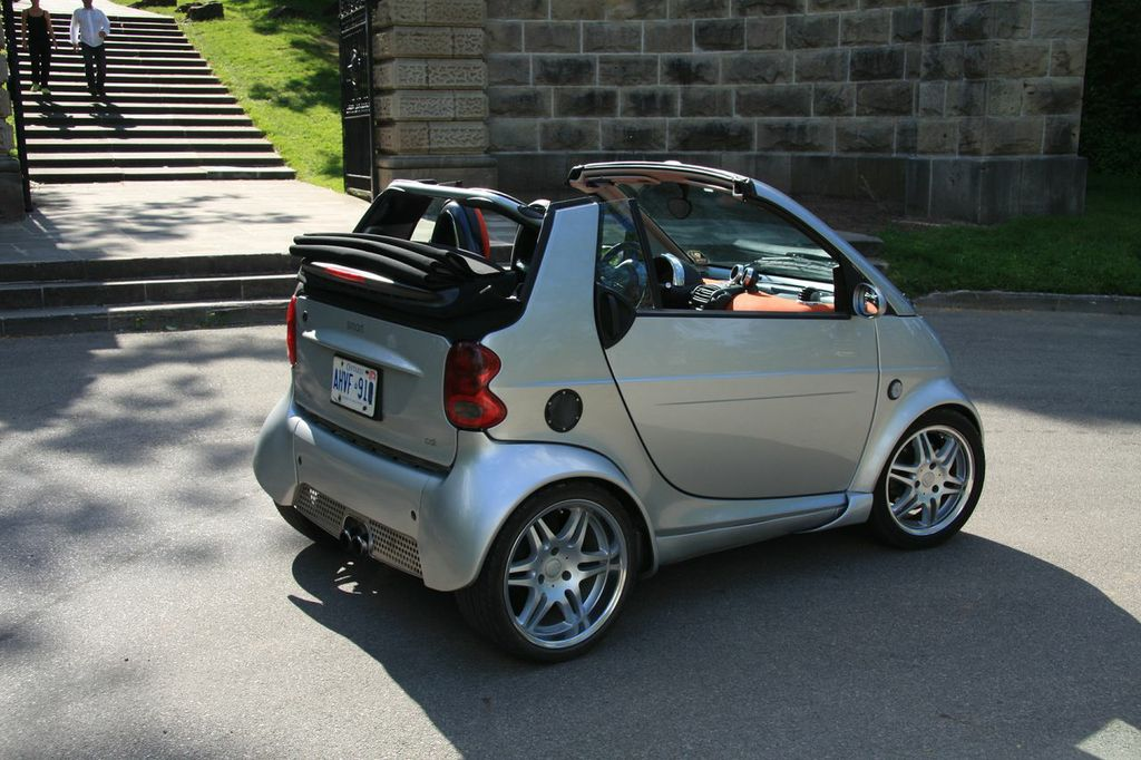 smart brabus project modifications and performance 450 model 2005 2006 diesel club smart car. Black Bedroom Furniture Sets. Home Design Ideas